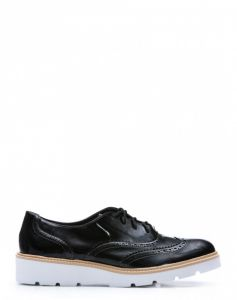 SAPATO OXFORD WHITE SOLE