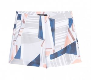 SHORTS CREPE MARE