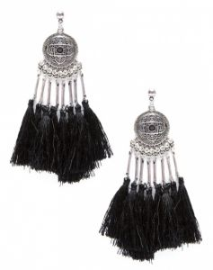 BRINCO COLOURED TASSELS