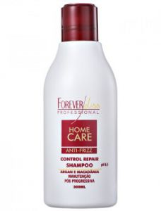 Forever Liss Home Care Anti-Frizz Shampoo - 300ml