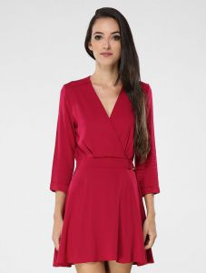 Vestido My Place Classic Rosa Pink
