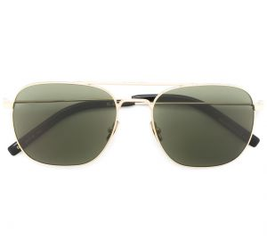 Óculos de sol aviador  Saint Laurent