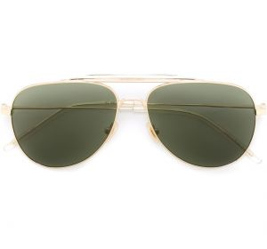 Óculos de sol aviador  Surf    Saint Laurent