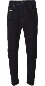 Cal�a jeans cropped saruel  Diesel