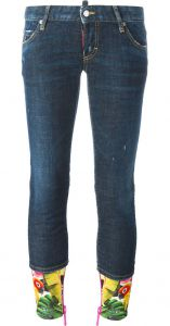 Cal�a jeans skinny  Dsquared2