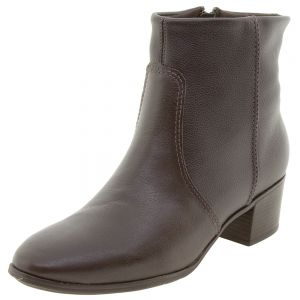 Bota Feminina Cano Baixo Brown Bottero - 247005