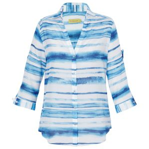 Camisa Richards Olivia - azul