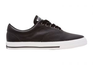 T�nis skidgrip couro Ox Converse - preto