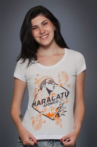 Camiseta Maracatu At�mico