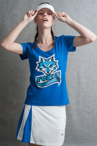 Camiseta Foxes