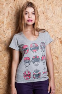 Camiseta Museu de Her�is