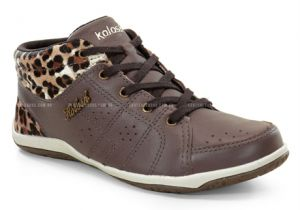 Tenis Casual Kolosh Livorno Chocolate On�a - C0224