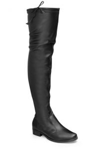 Bota Over The Knee Montaria Vizzano Preto - 3050106