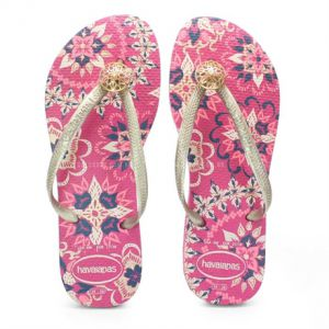 Chinelo Havaianas Thematic Super Pink - 4123662