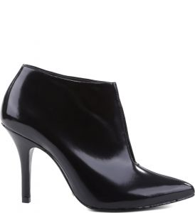 ANKLE BOOT SLIT BLACK SCHUTZ