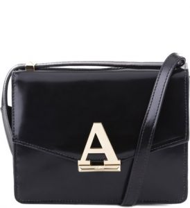 Schutz Id Mini Crossbody Black