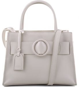Bolsa Shopping Allegra Off-White   AREZZO