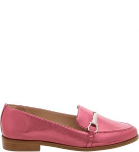 Mocassim Loafer Pink   AREZZO