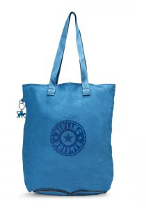 Bolsa dobr�vel HIP HURRAY azul Ice Blue Kipling