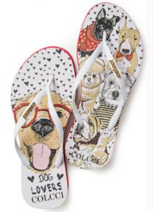 Chinelo Colcci Dog Lovers