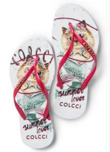 Chinelo Colcci Mermaid
