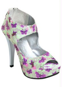 Open Boot Floral