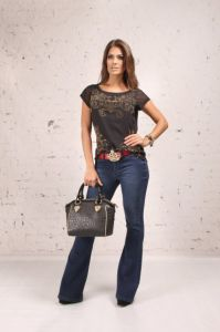 Cal�a Flare Jeans
