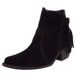 Bota DAFITI SHOES Country Preta DAFITI SHOES