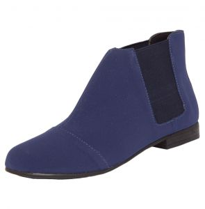 Bota Chelsea Juice It Eline Azul-Marinho Juice It