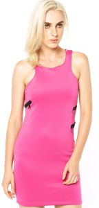 Vestido Pink Connection Clean Rosa Pink Connection