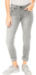 Cal�a Jeans Hurley 81 Skinny Cinza Hurley