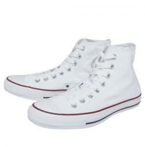 T�nis Converse All Star Cano M�dio Branco Converse All Star