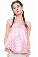 Regata Estilo Boutique Stripes Rosa Estilo Boutique
