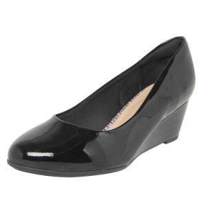 Scarpin Piccadilly Classic Preto Piccadilly
