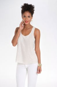 Blusa Mercatto B�sica Bege Mercatto