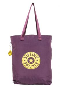 Bolsa Kipling Basic Hip Hurray Ium Roxa Kipling
