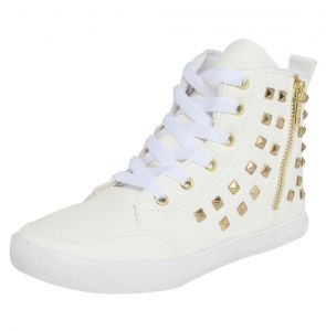 T�nis DAFITI SHOES Tachinhas Off-White DAFITI SHOES