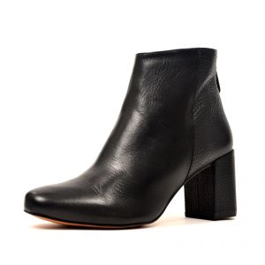 Ankle Boot by Elizabeth Bico Redondo Black Tabita