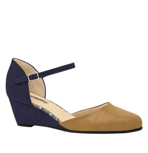 Scarpin Anabela Piccadilly 318005