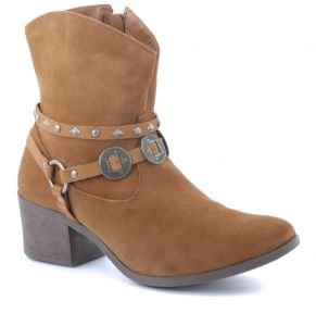 Bota Country com Tachas Dakota B7853