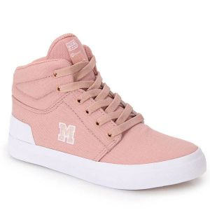 Tênis Casual Feminino Mary Jane Fancy Hig - Rosa