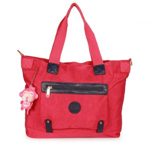 Bolsa Shopping Bag Kika Sport - Pink