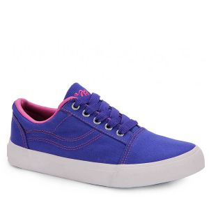 Tênis Casual Feminino Capricho Break New Low - Azul