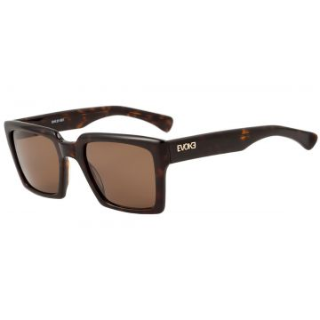 EVOKE EVK 21 - ÓCULOS DE SOL G21 DARK TURTLE/ BROWN