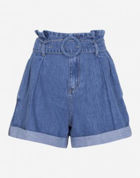 SHORT JEANS CLOCHARD AMARO