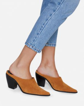 ANKLE BOOT MULE COUNTRY AMARO