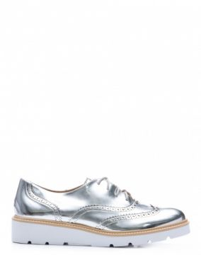 SAPATO OXFORD WHITE SOLE AMARO