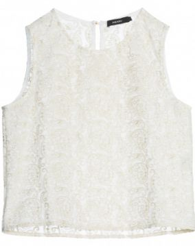 REGATA BORDADA GOLD AMARO