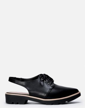 OXFORD FLAT SLING BACK AMARO