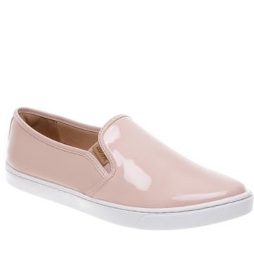Tênis Slip On Verniz Blush - Anacapri